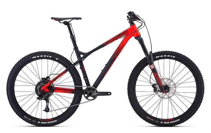 META HT AM RACE 650B RED 2016