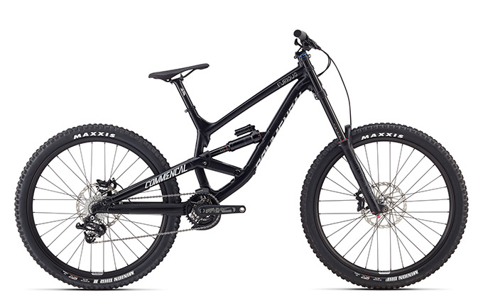FURIOUS ORIGIN 650B BLACK 2018