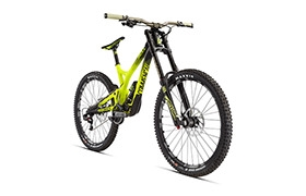 SUPREME DH V4 WORLD CUP 650B YELLOW 2016