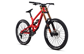 FURIOUS RACE 650B RED 2017