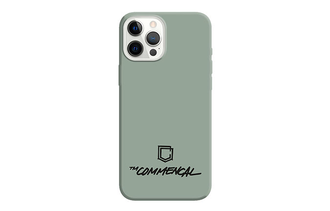 COMMENCAL IPHONE 12 CASE PRO MAX HERITAGE GREEN