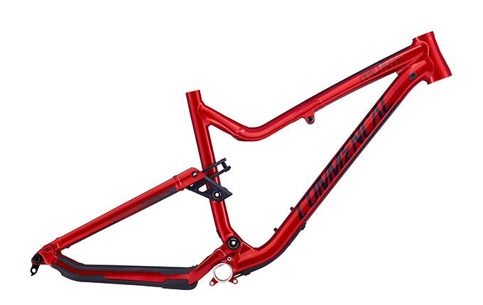 FRAME META AM V4.2 650B RED 2017