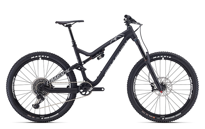 META AM V4.2 WORLD CUP 650B BLACK 2017