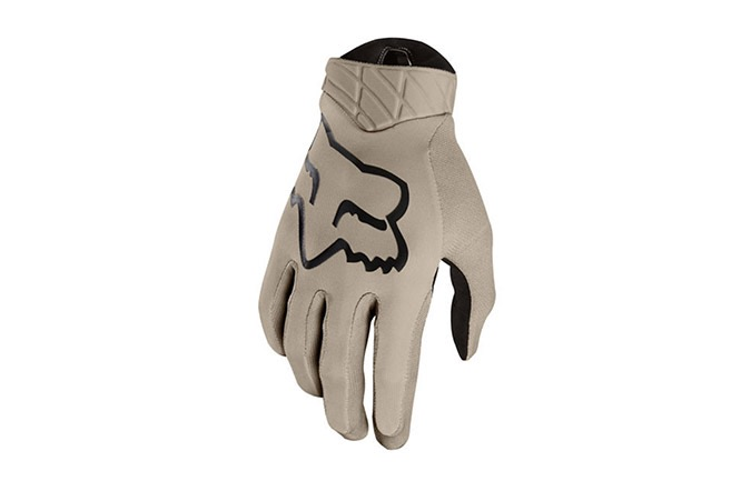 FOX FLEXAIR GLOVES SAND 2019