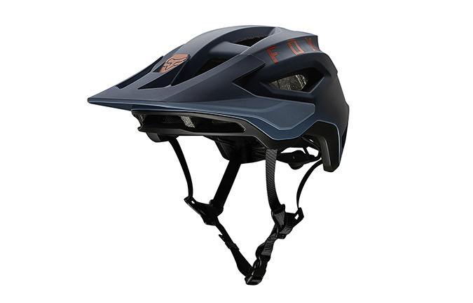 FOX SPEEDFRAME HELMET NAVY