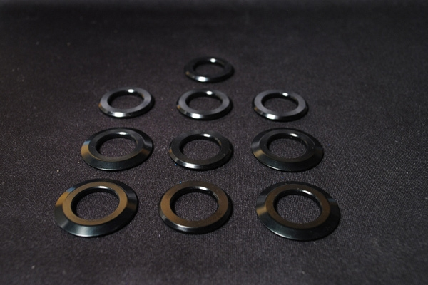 CHAINSTAY & SEATSTAY WASHERS KIT for SUPREME DH V3 and META V3