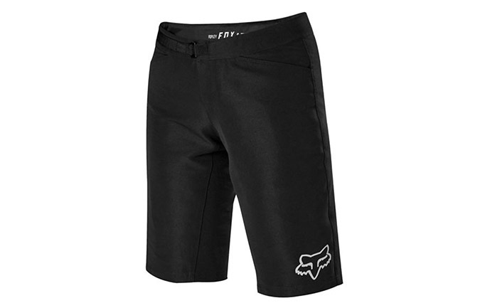 FOX WOMAN RANGER SHORTS BLACK 2019