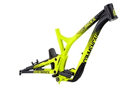 FRAME SUPREME DH V4 650B YELLOW 2016