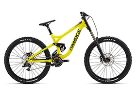 SUPREME DH V3 650B YELLOW 2017