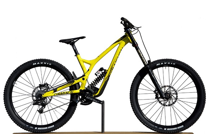 SUPREME DH V4.2 ESSENTIAL 650B YELLOW 2017 (M)
