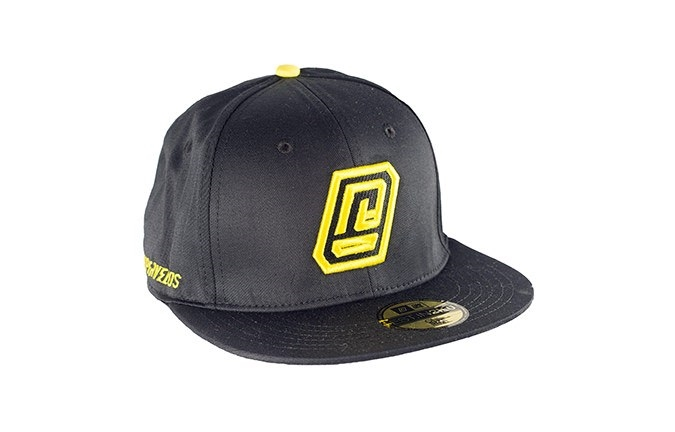 COMMENCAL Snapback Cap 2016 Black/Yellow