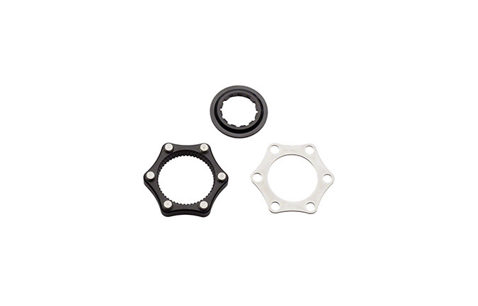 PS CENTERLOCK ROTOR ADAPTER WITH LOCKRING