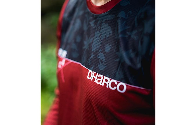 DHARCO LONG SLEEVE KYLE SRAIT RAMPAGE EDITION JERSEY