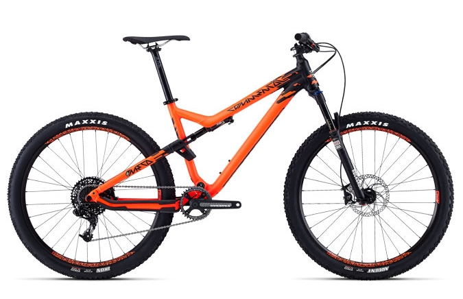META TRAIL ESSENTIAL 650B ORANGE 2015