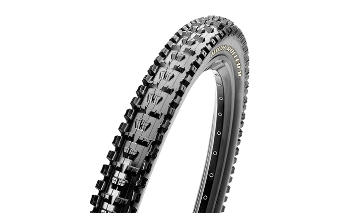 MAXXIS TIRE HIGH ROLLER II 650X2,40 DH CASING 3C