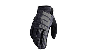100% BRISKER COLD WEATHER GLOVES HEATHER
