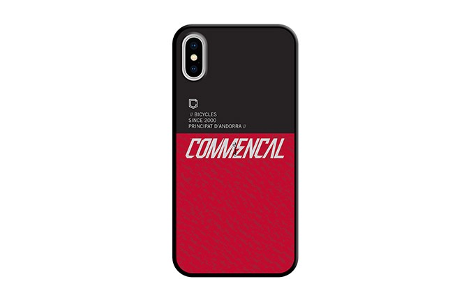 COMMENCAL IPHONE 10 CASE RED
