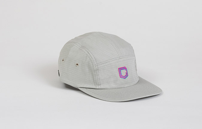 COMMENCAL 5 PANEL RIPSTOP GREY