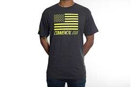 T-SHIRT COMMENCAL USA 2016