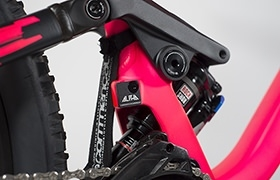 RIDE ALPHA DIRECT MOUNT COVER 2016