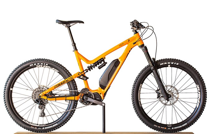 META POWER ESSENTIAL 650B MANGO 2018 (L)
