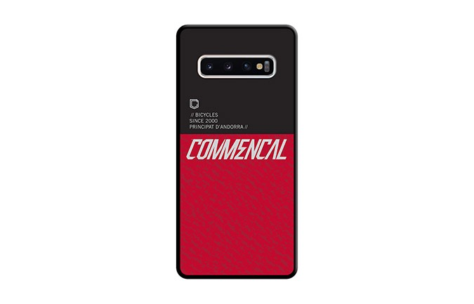 COMMENCAL SAMSUNG 10 CASE RED