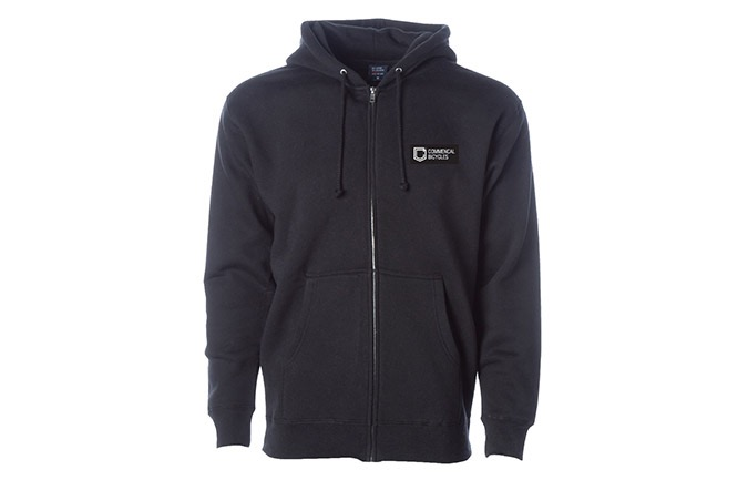 COMMENCAL BOX ZIPPER BLACK 2019