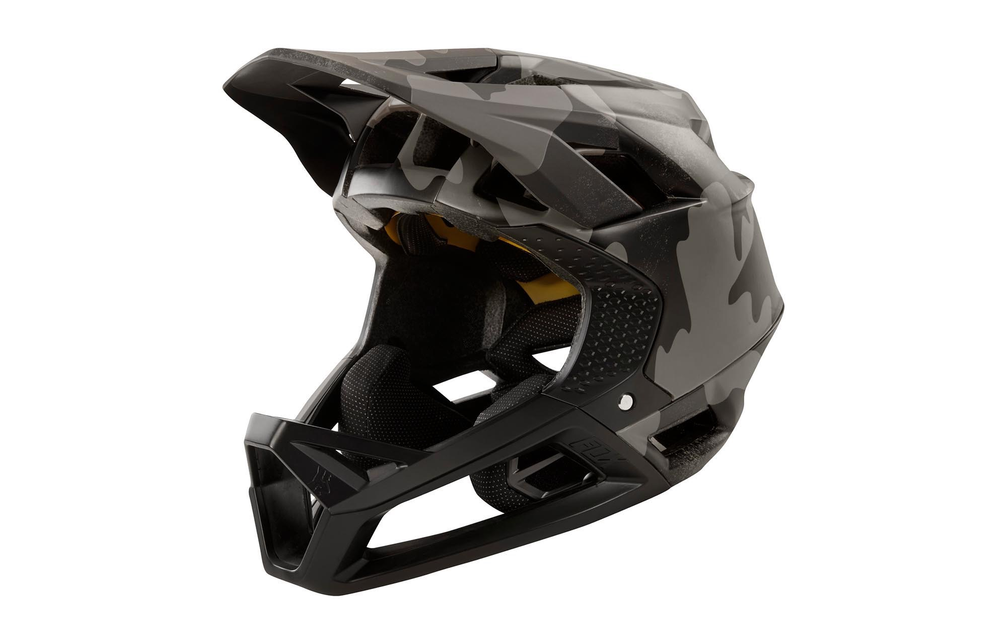 low priced low cost hot products FOX PROFRAME HELMET BLACK CAMO 2019