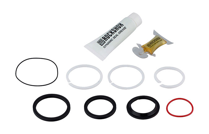 ROCKSHOX SERVICE KIT: 50H DELUXE/ SUPER DELUXE A1