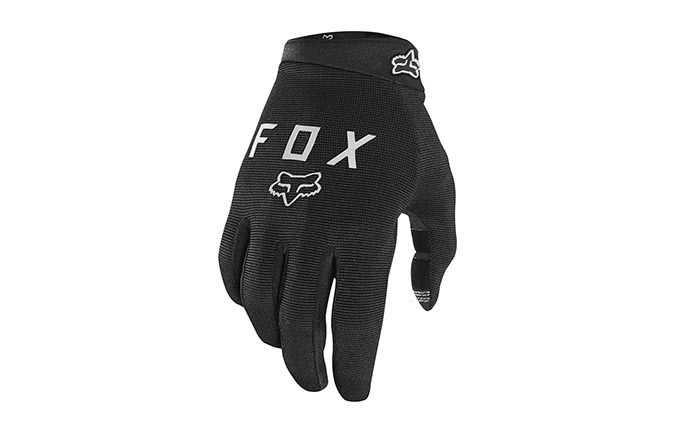 FOX KIDS RANGER GLOVES BLACK