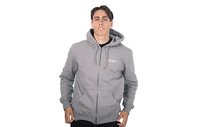 COMMENCAL ZIPPER GREY