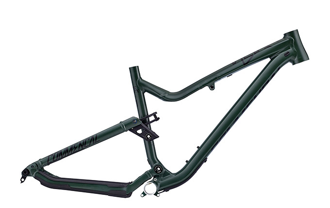 FRAME META AM V4.2 650B GREEN 2018
