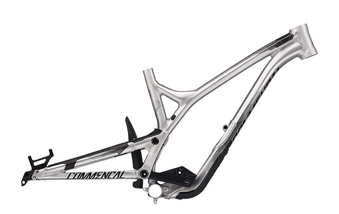 FRAME SUPREME DH V4.2 650B BRUSHED 2017