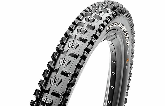 MAXXIS TIRE HIGH ROLLER II 27.5X2.4 60A