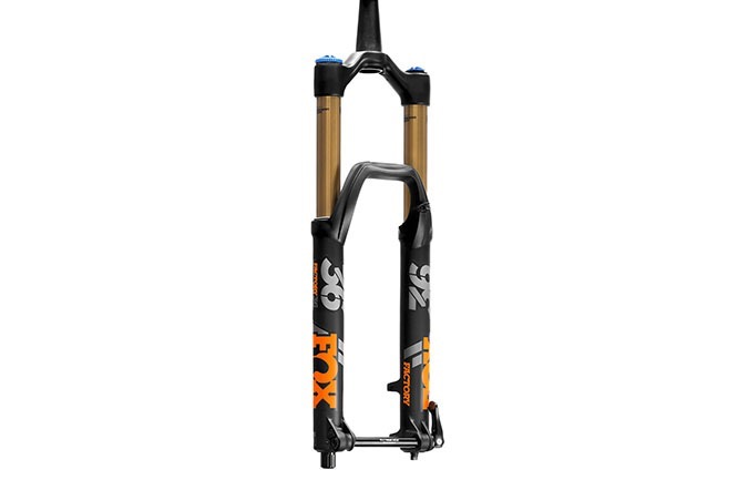 "FOX 36 FLOAT FACTORY KASHIMA GRIP 2 170MM 29"" 2019 BLACK"