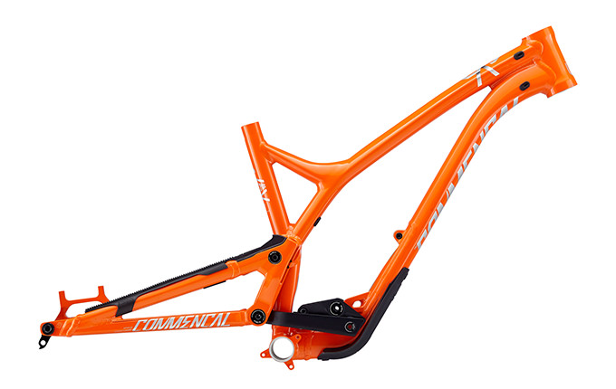 FRAME SUPREME SX 650B ORANGE 2018