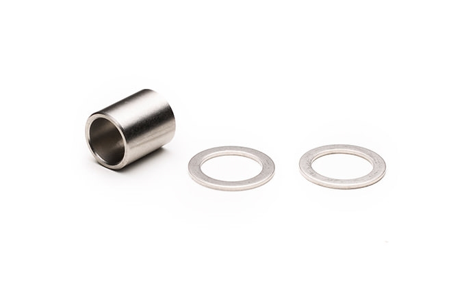 RIDE ALPHA HARDWARE / BUSHING 15 x 10 mm