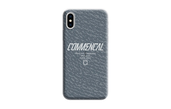 COMMENCAL IPHONE 10 CASE GREY