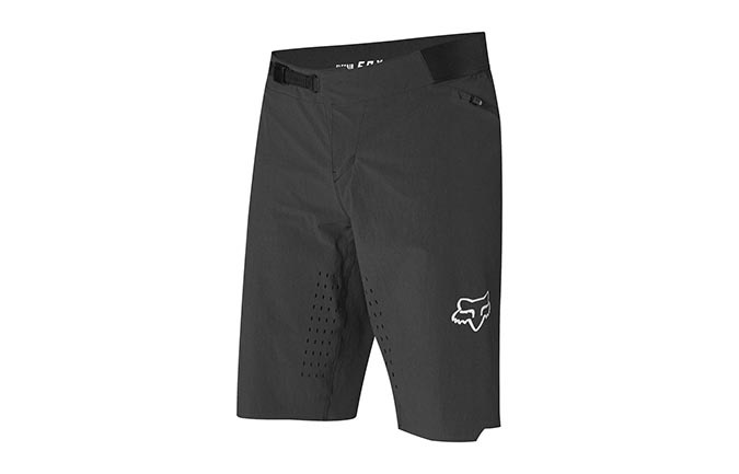 FOX FLEXAIR NO LINER SHORTS BLACK 2019