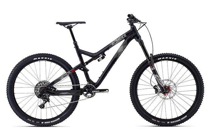 META AM V4 RIDE 650B BLACK EDITION 2016