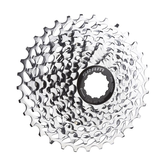 CASSETTE SRAM PG 1050 10 SPEED