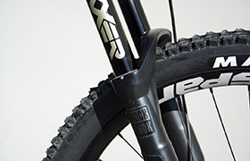 SUPREME DH V4.2 RACE 650B BLACK 2017 (M)