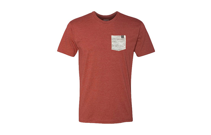 BASIC T-SHIRT RED/GREY 2018
