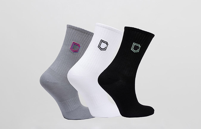 COMMENCAL KIDS SOCKS PACK