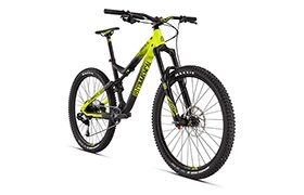 META AM V4 ORIGIN  ROCKSHOX 650B YELLOW 2016