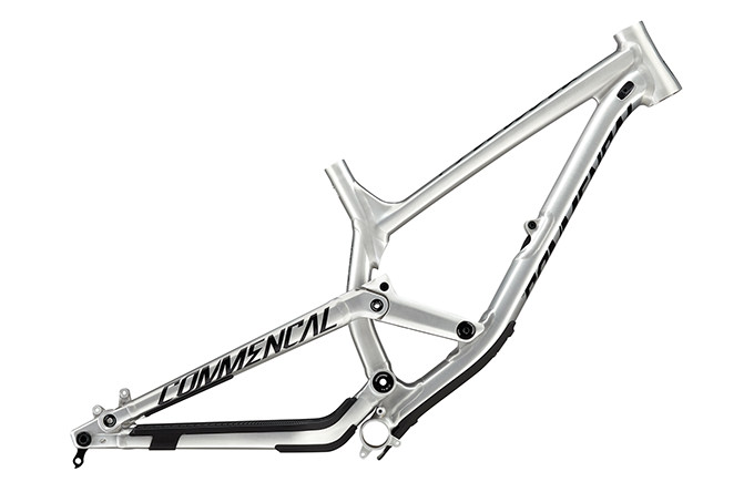 FRAME FURIOUS BRUSHED 2019