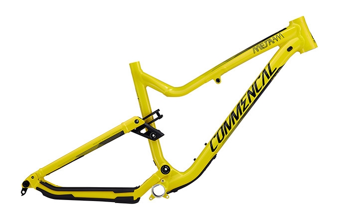 FRAME META AM V4.2 YELLOW 2017
