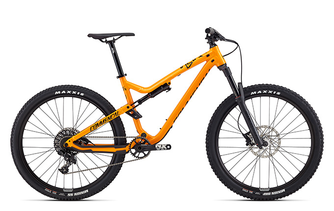 META TRAIL V4.2 ORIGIN 650B MANGO 2018
