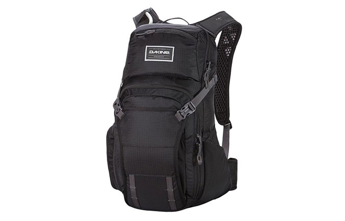 DRAFTER HYDRATION BACKPACK 14L BLACK 2018