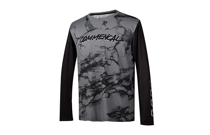 COMMENCAL LONG SLEEVE JERSEY